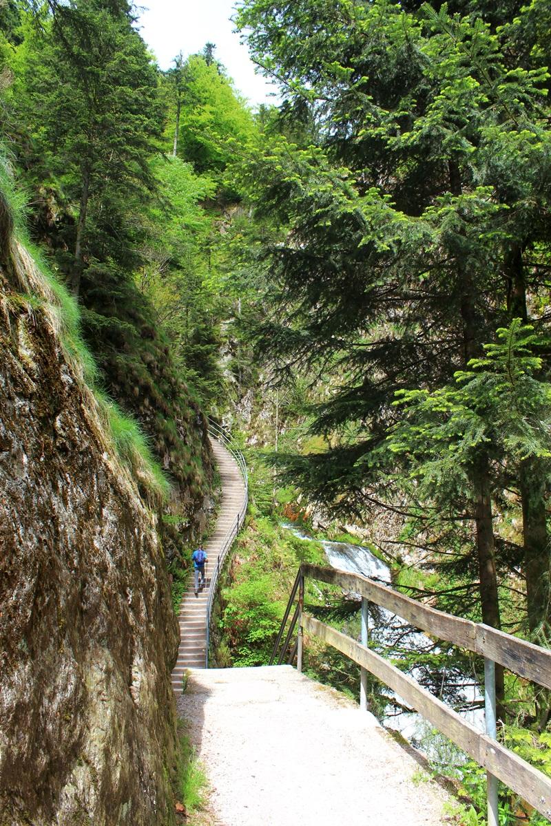 Allerheiligen Wasserfälle Ausflugsziele