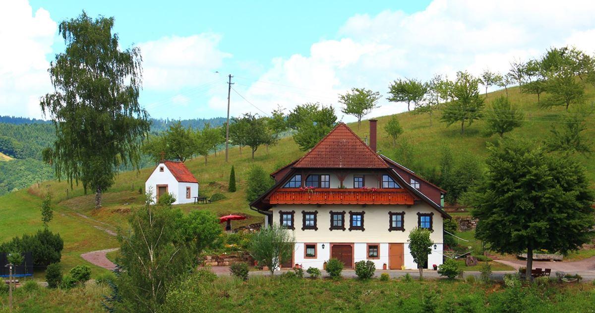 Ferienhaus Hubhof Oberharmersbach