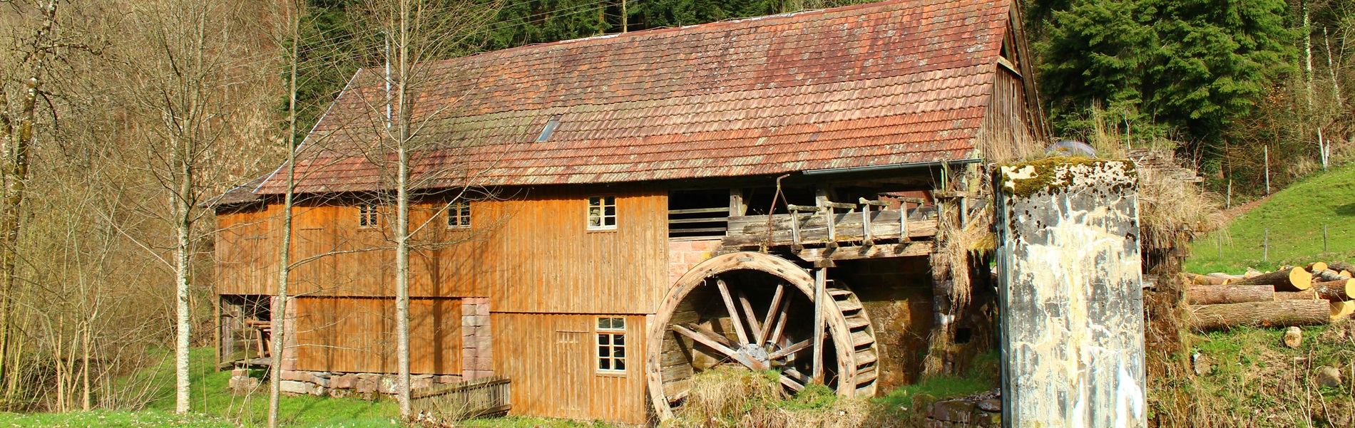 Gallussäge Zuwald Oberharmersbach