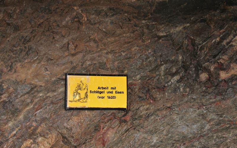 Arbeitskleidung Bergleute Grube Wenzel