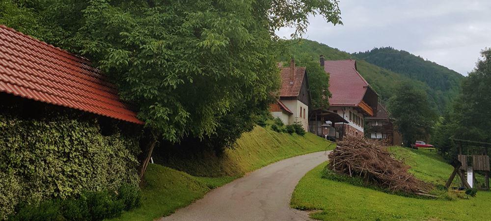 Schwabenlenzenhof Oberharmersbach