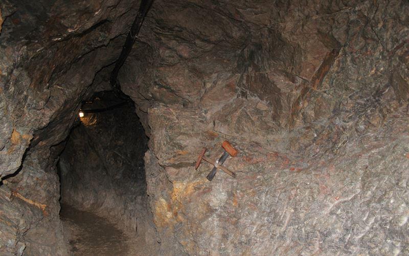 Werkzeuge der Bergleute Grube Wenzel