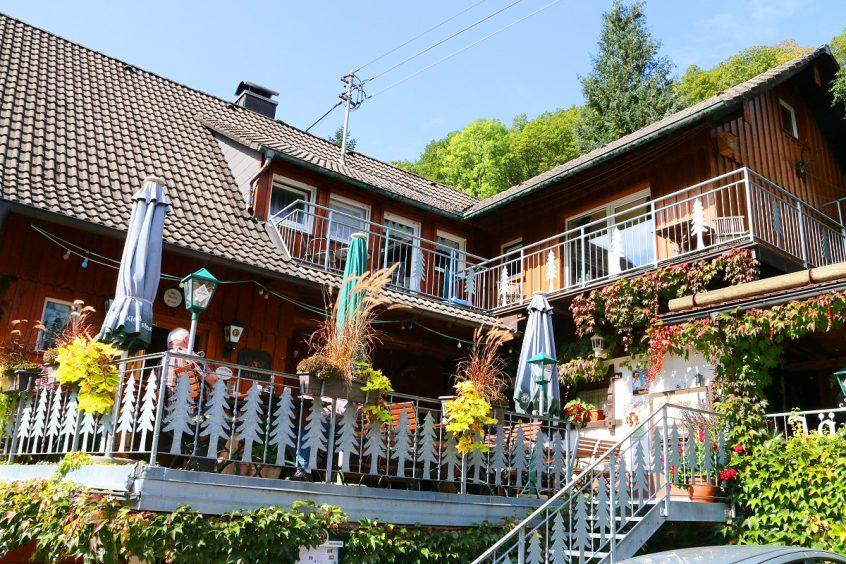 Das Jägerstüble in Oberharmersbach